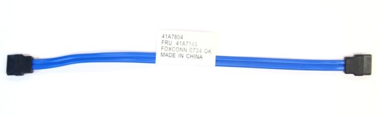 SATA Serial ATA Kabel/Cable IBM / Lenovo FRU 41A7145 Foxconn E124936-D 250mm