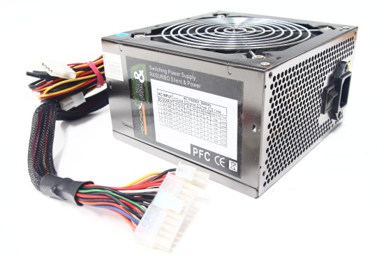 24-Pin Power Supplies 500W – 600W