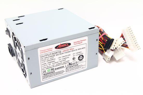 24-Pin Power Supplies 400W – <500W