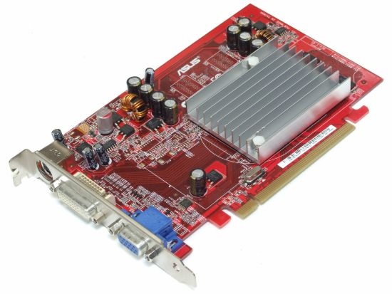 Driver for Asus ATI Radeon X1550 EAX1550 SILENT/TD/128M