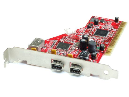 USB & Firewire Cards