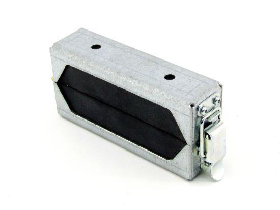 Jacob Rohr-Adapter Verschluss Klappe Durchfluss Regelung Auf//Zu-Durchlass-Regler