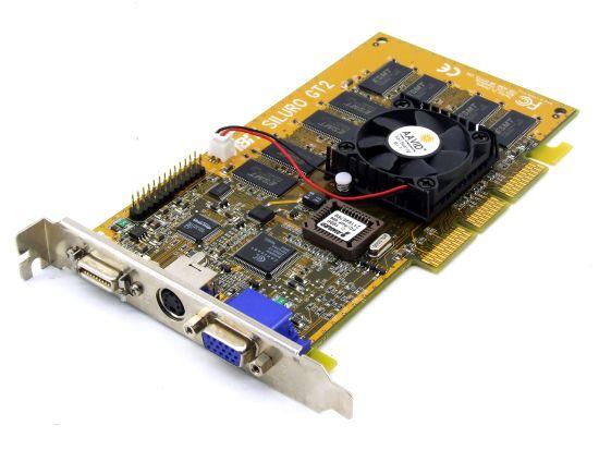 AGP Graphics Cards NVIDIA