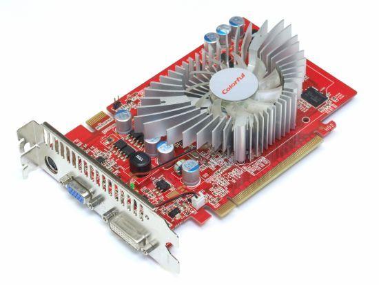 PCI-e Graphics Cards NVIDIA