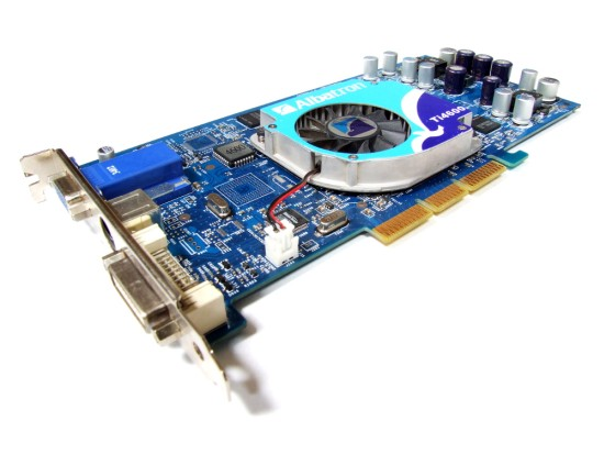 AGP Graphics Cards NVIDIA