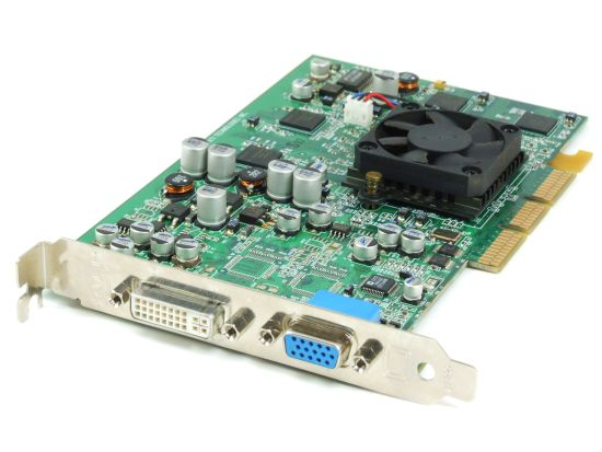 AGP Graphics Cards ATI