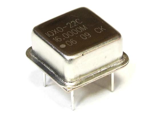 12.500MHz 12.5MHz DIL DIP-14 Crystal Xtal Oscillator// Quarz Quartz Oszillator IC