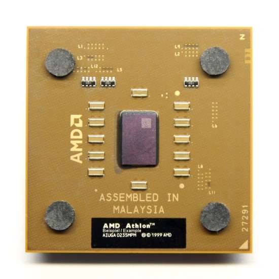AMD Athlon MP CPUs
