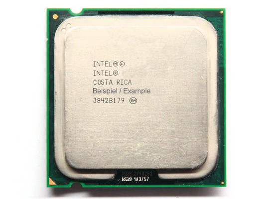 Intel Celeron Dual-Core CPUs