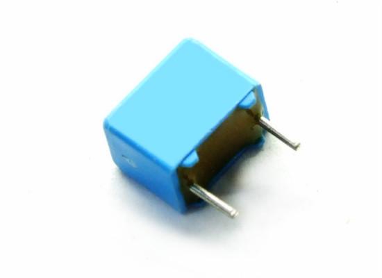 410pF 0.41nf 160V 2.5/% Styroflex Polystrol Capacitor// Folien Kondensator Ø4x11mm