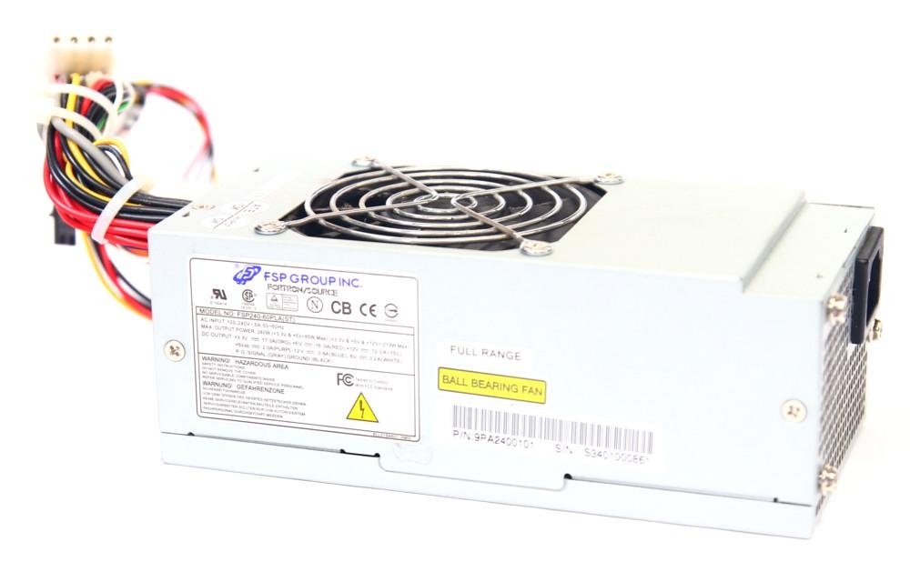 FSP Fortron/Source FSP240-60PLA(ST) 240W Netzteil / Power Supply 20 pin ATX 4060787001207