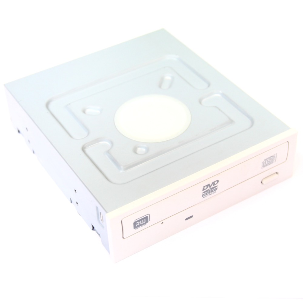 LG Super Multi Rewriter SATA Drive CD-DVD±R/RW ±R DL DVD-RAM white-grey GH22NS40 4060787001641