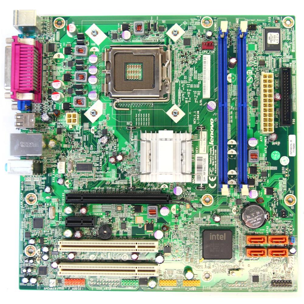 IBM/Lenovo Thinkcentre A58 Mainboard/Systemboard FRU 71Y6838 46R8891 64Y9197 4060787001771