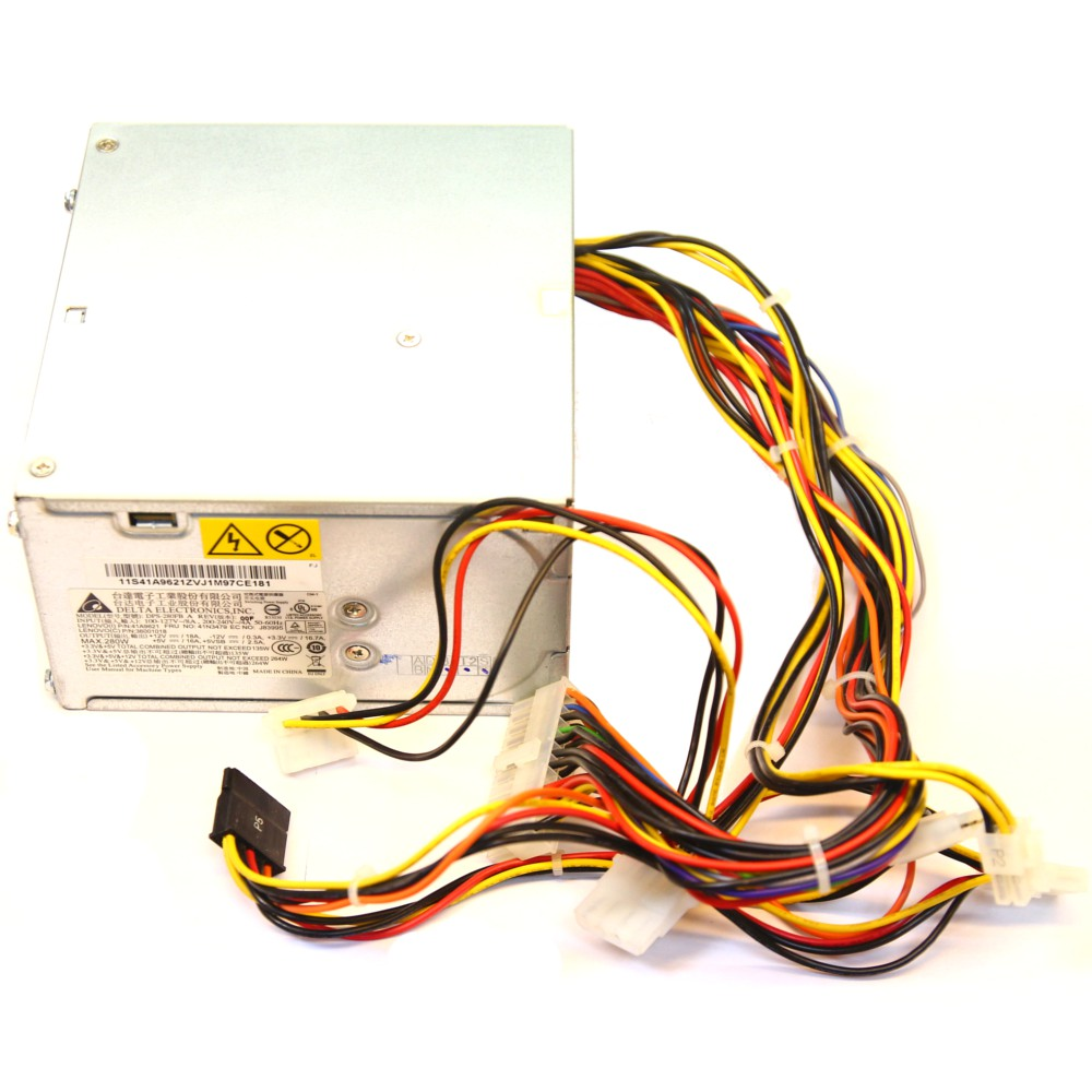 Delta Electronics DPS-280FB A 280W Netzteil / Power Supply IBM 41N3479 41A9621 4060787006882