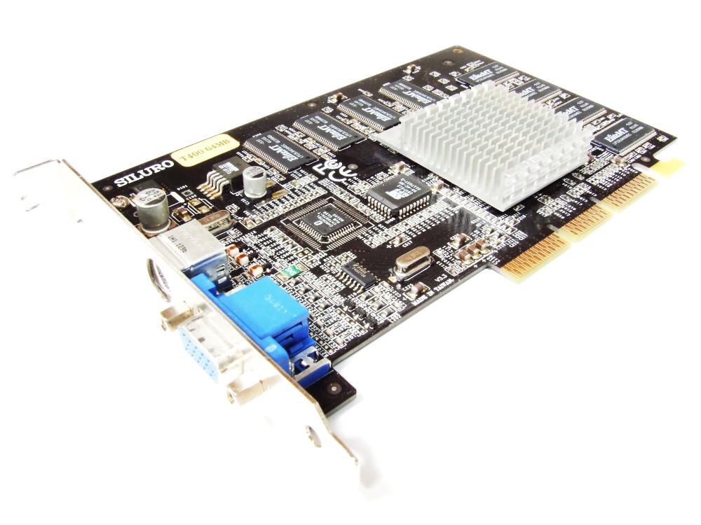 Abit Siluro Geforce T400 DDR XP