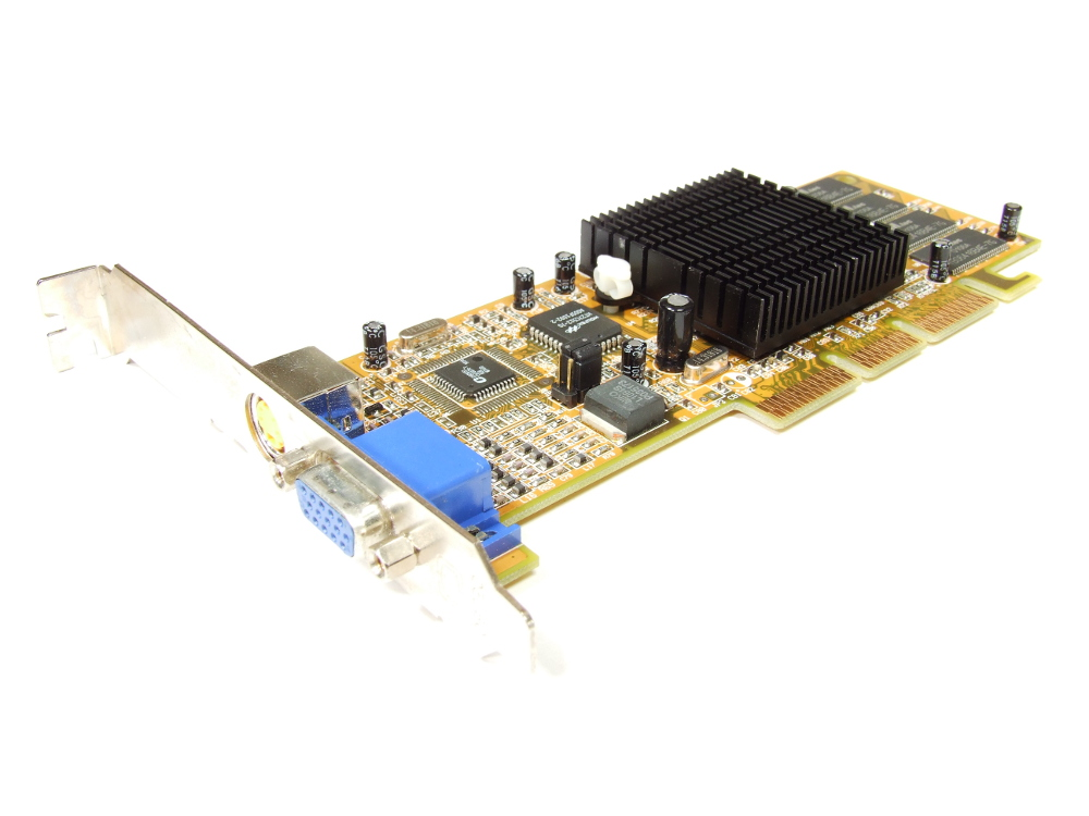 Prolink MVGA-NVG11AM(400) 64MB W/TV PixelView GeForce2 MX400 VGA AGP Video Card 782515034052