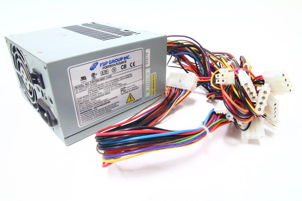 FSP Fortron/Source FSP300-60BT (12V) 300W ATX PC Netzteil / Power Supply PFC 4060787045980