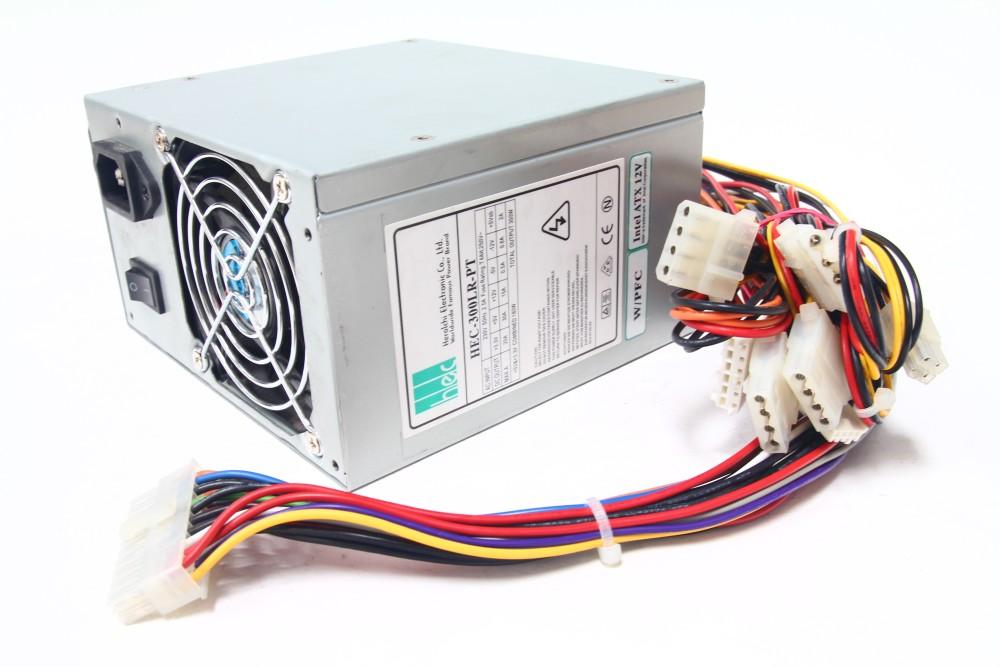 HEC-300LR-PT 300W ATX Desktop Computer Netzteil Power Supply Unit PSU PFC 4060787051820