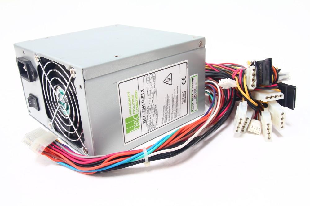 HEC-300TP-2WS 300W ATX Desktop PC Power Supply Unit PSU / Computer Netzteil 4060787317131