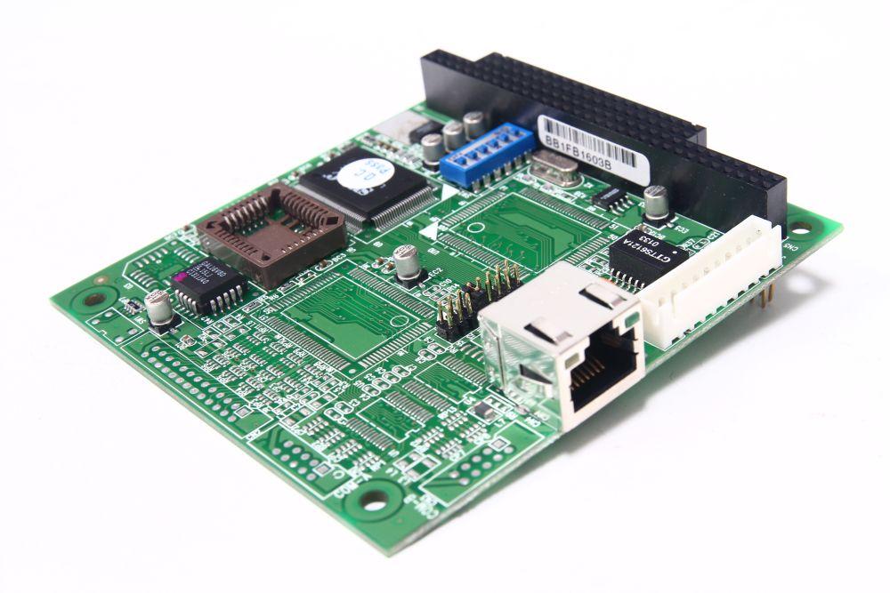 Fabia-Tech FB1603B PC/104 10/100-BaseTX LAN Module Card SMsC 93C113 RJ45 4060787079862
