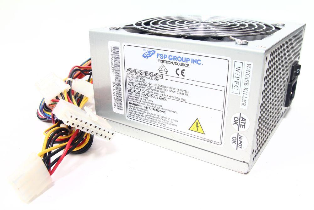 Fortron/Source Group FSP350-60PN1 350W ATX Computer Netzteil / Power Supply PFC 4060787081681