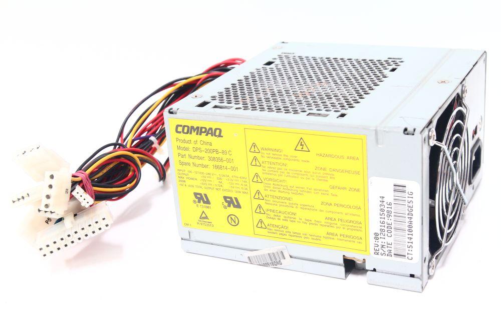 Delta Electronics DPS-200PB-89 G 200W Power Supply Netzteil HP P/N 0950-3374 4060787286178