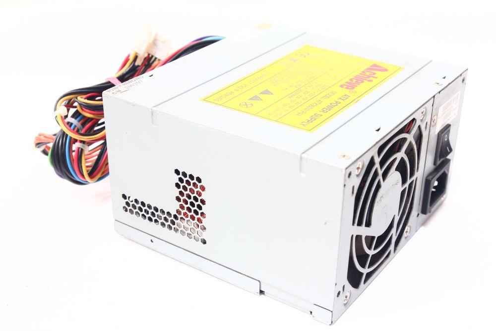 Achieve ATX360W/P4A ATX Power Supply 360Watt Computer Netzteil 80mm Fan 4060787091222