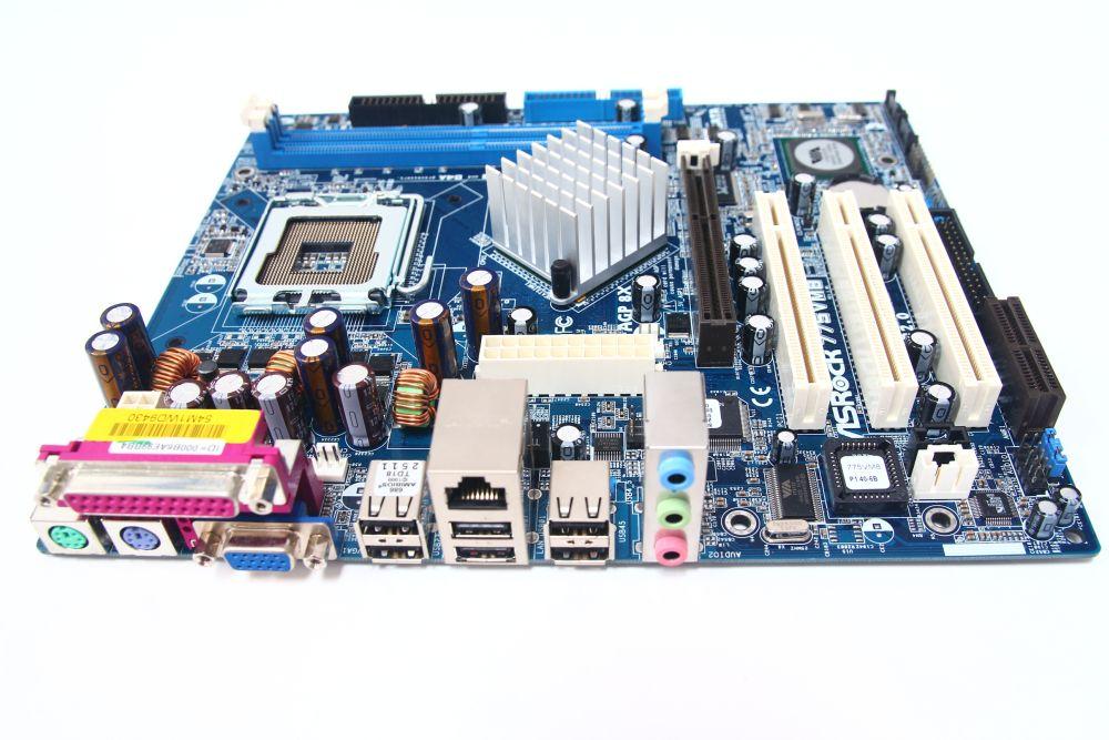 ASRock 775VM8 Motherboard Drivers