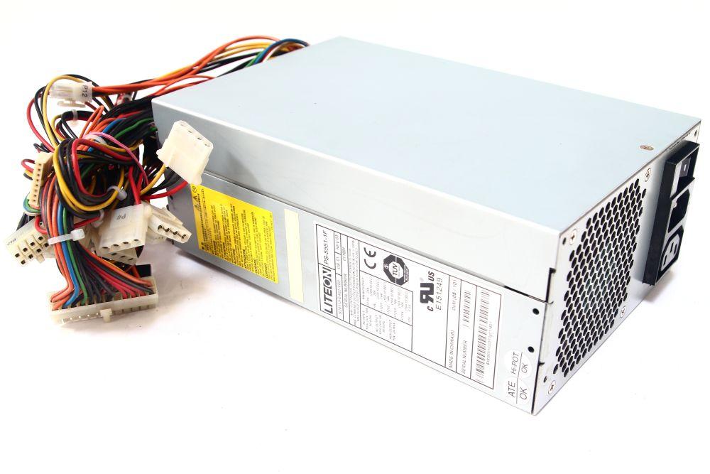 Lite-On PS-5551-1F S26113-E482-V60 560W FSC Celsius R630 TX200 S2
