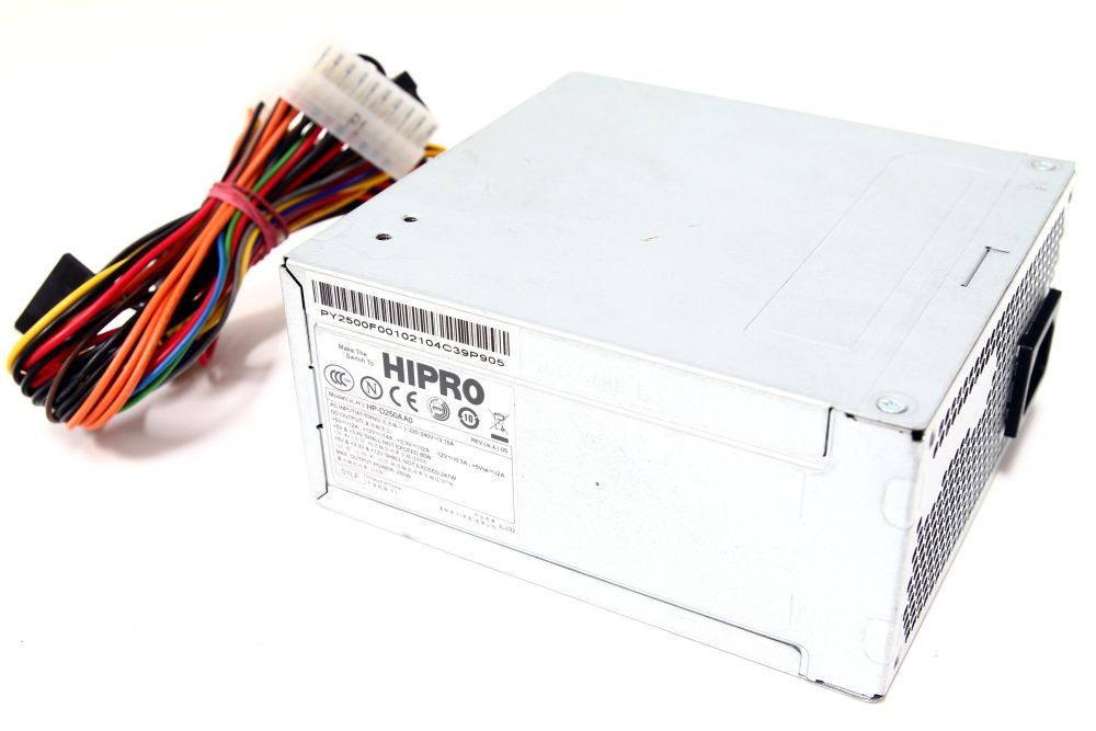 New Hipro HP-D250AA0 250W Packard Bell iMedia A4505 Power Supply Unit / Netzteil 4060787101983
