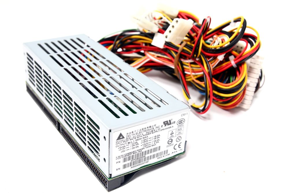 New Delta Electronics AC-037 A P/N AFPDB000046 550W Power Supply / Netzteil 4060787102409