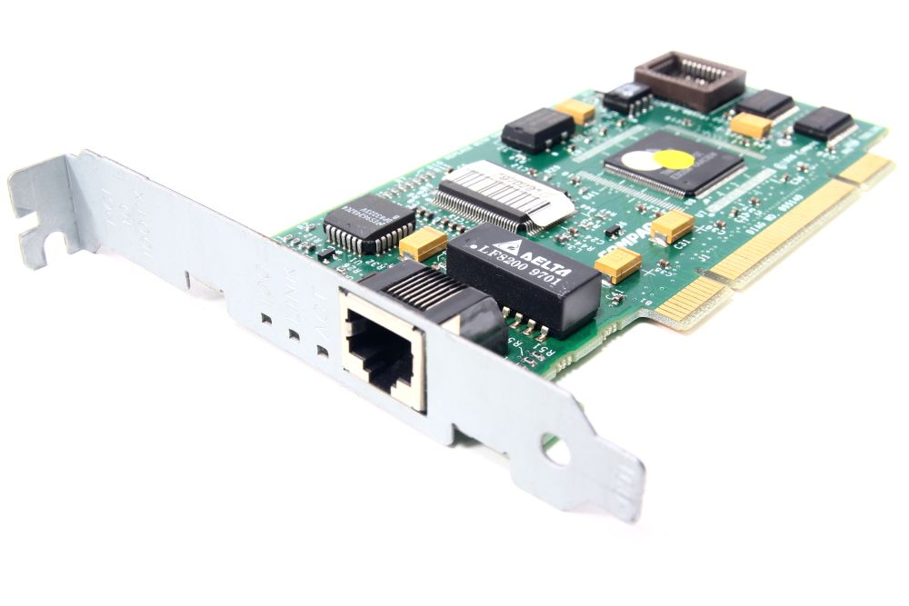Compaq PCI 10/100 Netzwerkkarte Spare 169849-001 005139 005140 LAN Network Card 4060787105103