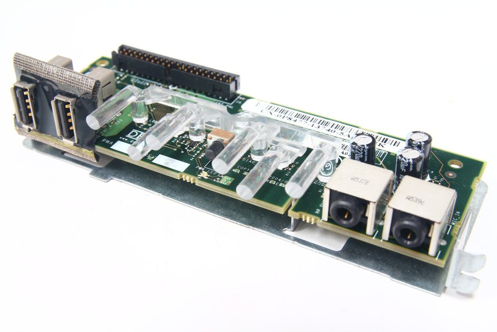 Dell CN-0P8477 Front Panel Board Optiplex GX520 GX620 Power Button USB Sound LED 4060787107145