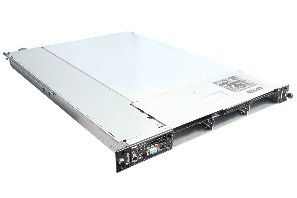 Dell Computer PowerEdge 1750 IMU 1HE Case Chassis Gehäuse 0R1257 9T769 8W271 4060787110367
