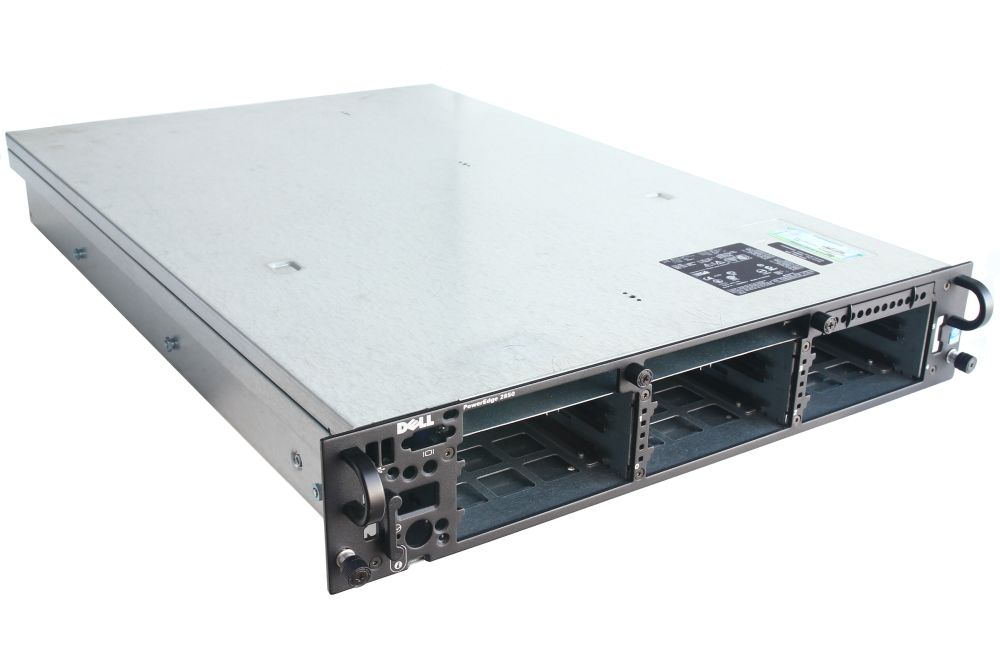 Dell Computer PowerEdge 2850 EMS Chassis Case Gehäuse K2836 0M2324 Y2338 C3323 4060787110510