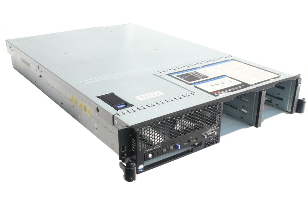 IBM System x3650 Chassis Case Gehäuse 7979 FRU 40K6497 41Y8727 43W0626 39M6755 4060787110664