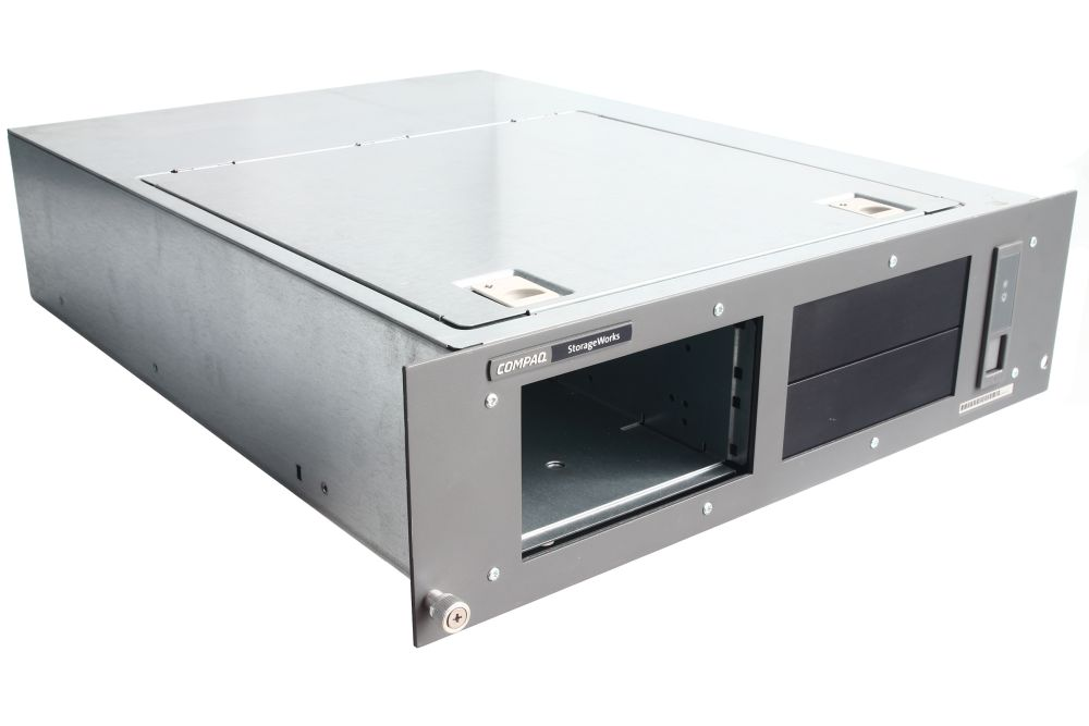 Compaq HP StorageWorks 234327-001 Tape Array 3U Chassis Rack-Mount Case Gehäuse 4060787111067