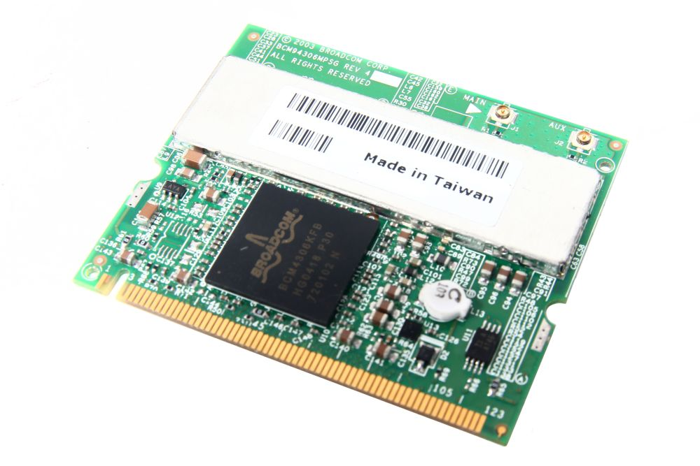 Intel WM3B2200BG PRO/Wireless 2200BG Network Connection WiFi WLan Mini PCI Card 4060787115782