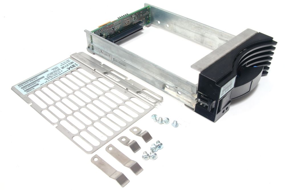 IBM 34L9068 34L9071 18P3051-001 SCSI SSA SCA Hard Drive Caddy Hot-Swap HDD Tray 4060787118431