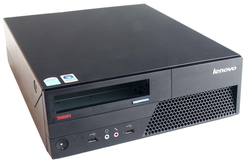 IBM Desktop Chassis Thinkcentre M58e PC Case Low Profile Gehäuse black / schwarz 4060787141927