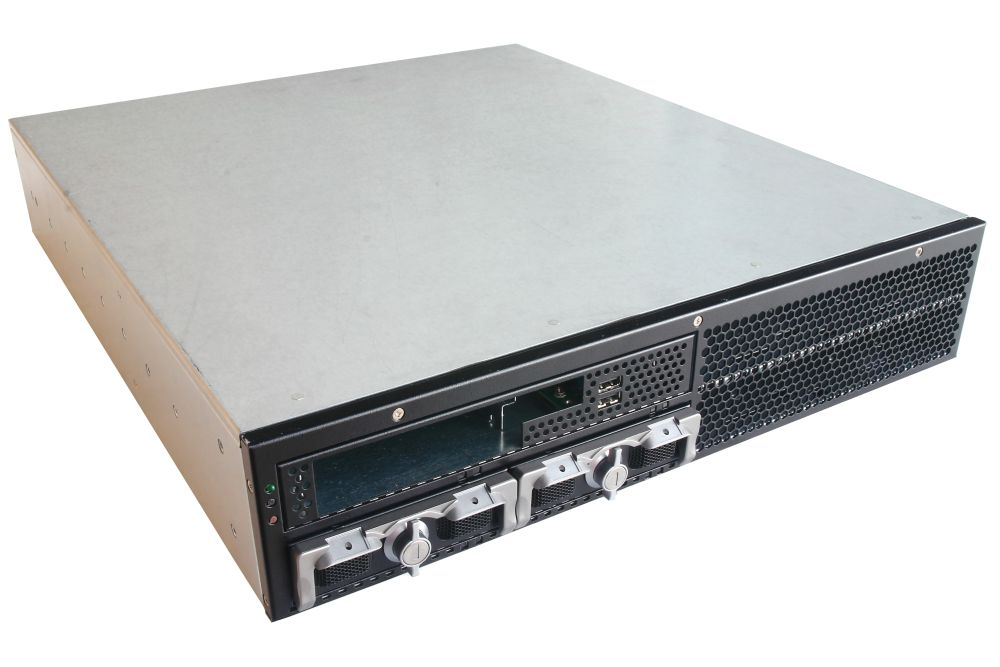 "Rack Mount Chassis 2U 19"" Server-Case Lockable HDD Caddies 3,5"" 2HE Gehäuse 4060787141941"