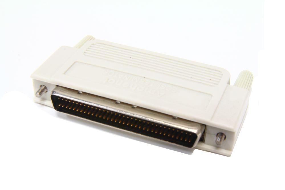 Amphenol G5925732AEU SCSI LVD/SE Ultra Wide Active 68-Pin UW Terminator LED 4060787146182