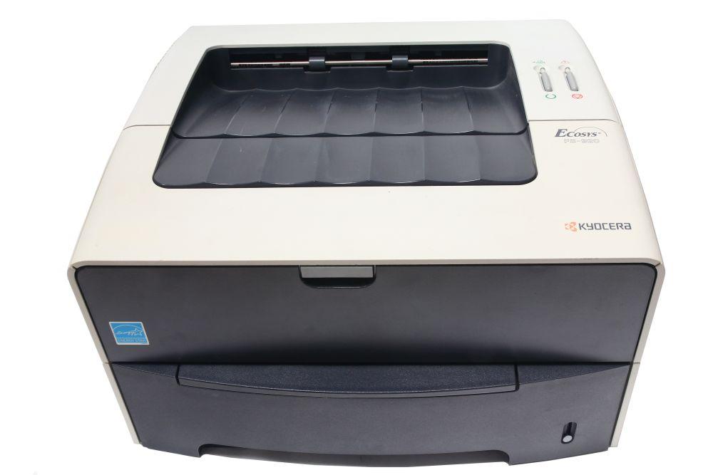 Kyocera Ecosys FS-920 Laserdrucker USB/Parallel 32MB 18 Seiten/Min. S/W monocrom 4060787164650