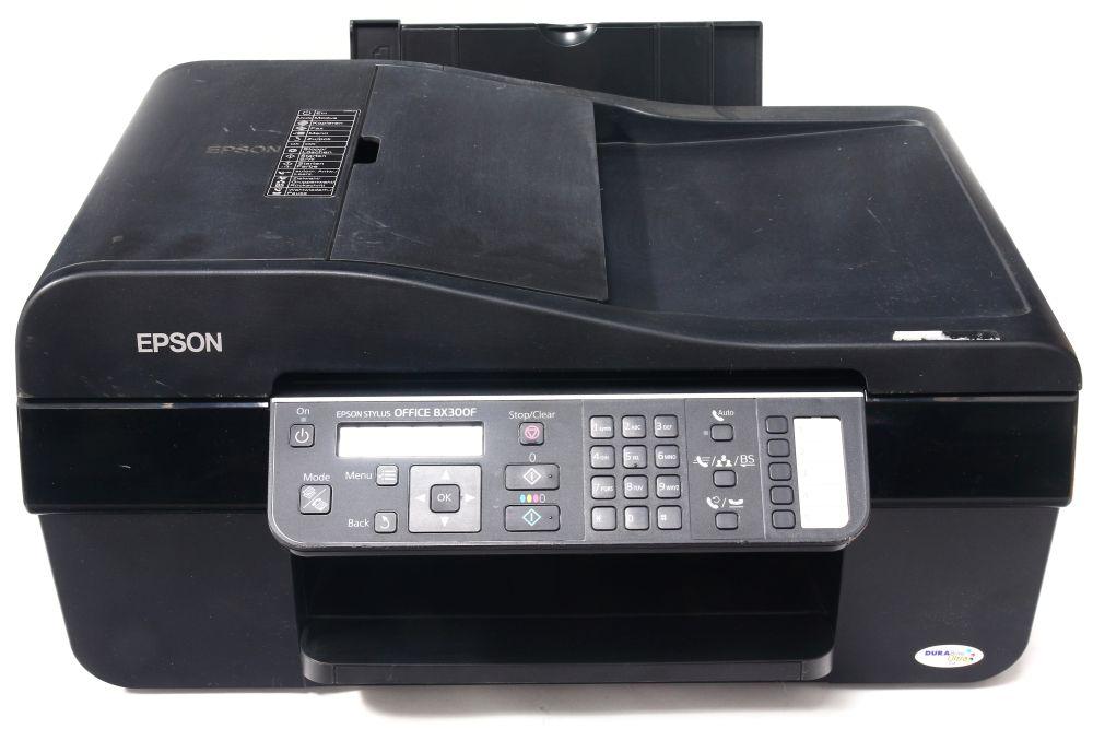 Epson Stylus Office BX300F 4in1 Multifunktionsgerät Drucker/Scanner/Fax/Kopierer 4060787168221