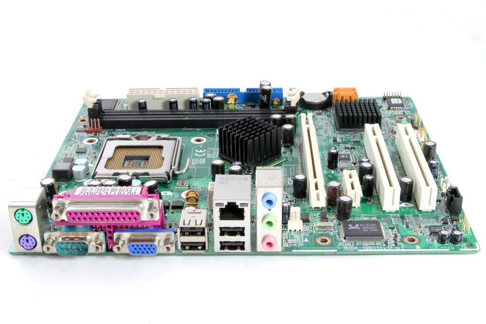 HP DX2200 mATX Mainboard Intel Socket 775 MS-7254 SP 434352-001 AS 410506-002 4060787249852