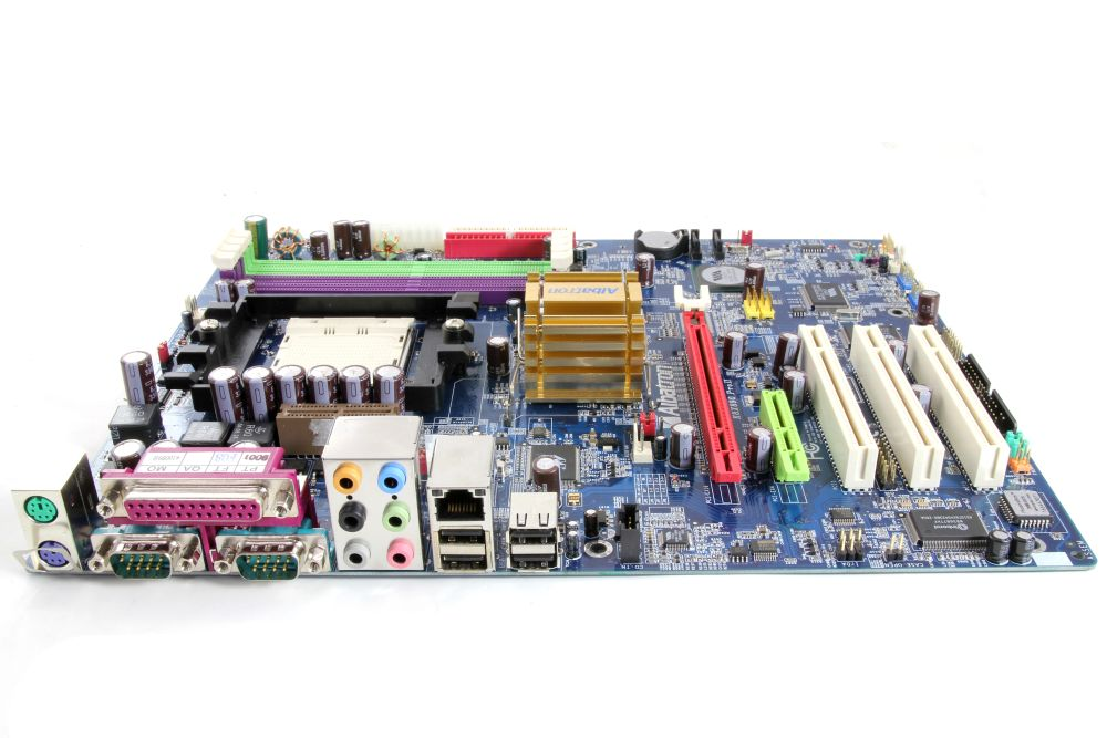 Albatron K8X890 Pro II ATX Desktop PC Computer Mainboard AMD Socket / Sockel 939 4060787252098