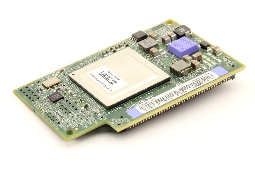 IBM QLogic 4Gb Fibe Channel FC Expansion Card FRU 49Y4237 P/N 46M6067 ISP2532 4060787273345