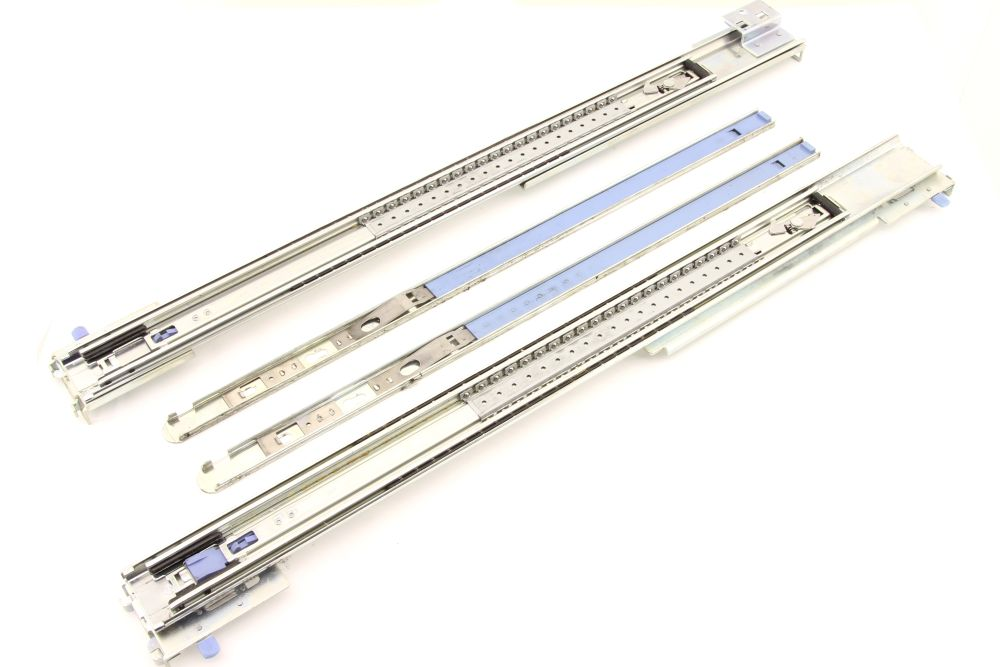 Jonathan 3701784-L 3701784-R Left Right Server Rack Mount Rails Kit HP ML350 G3 4060787273796