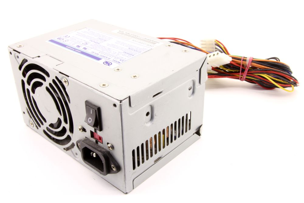 High Power SI-X200P3 200W Desktop PC Power Supply Unit Computer Netzteil 4060787276261