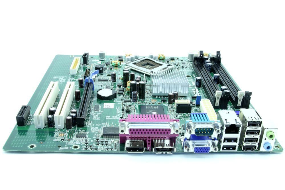 DELL P/N 0G214D G214D Optiplex 760 780 System Board Mainboard Intel Socket 775 4060787283474